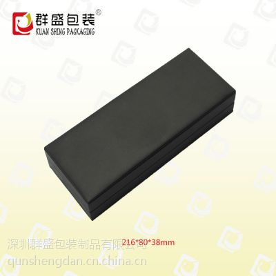 深圳厂家木质皮革盒 高档皮革盒 LOH-542