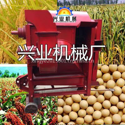 大型谷物脱粒机 型三清脱粒机 黄豆专用脱粒机厂家