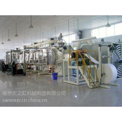 婴儿尿裤机——婴儿纸尿裤生产设备- 婴儿纸尿裤机械设备—(婴儿尿不湿生产设备)NKA150