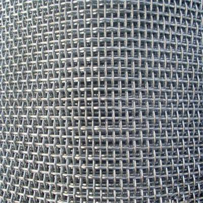 旺来热镀锌轧花网 黑钢丝轧花网 不锈钢编织过滤网