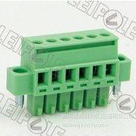 供应上海雷普PCB端子 15ELPKAM-3.81插拔式接线端子 雷普线路板端子福建代理