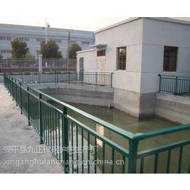 热镀锌围栏棚栏、企业围墙围栏