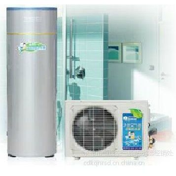 供应天舒牌250L分体式空气能热水器