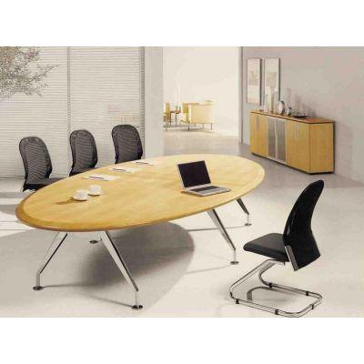 供应中小型会议桌家具工厂直销