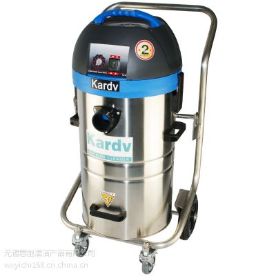 供应凯德威无尘专用吸尘器DL-1245W 静音无尘吸尘器百级到千级