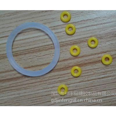 YF0815硅胶防水O型密封圈耐高温食品级