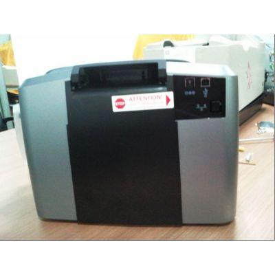 供应供应Fargo DTC1000热升华可擦写证卡打印机单面直印机