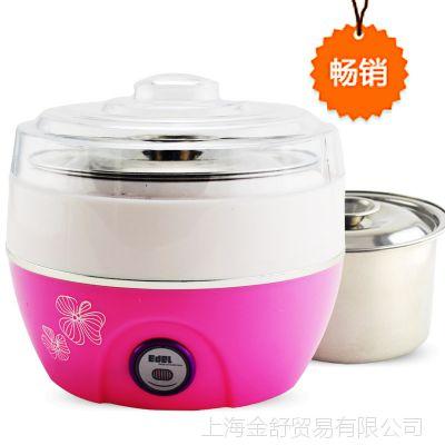 304不锈钢酸奶机JS-102自制纳豆机早餐多功能家用米酒机发酵器