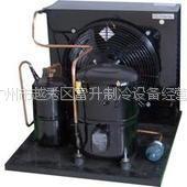 供应展示柜/保鲜柜/恒温/空调热泵用泰康制冷机组定做/售卖