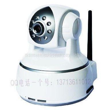 供应高清无线监控网络摄像机,支持插卡 H.264格式