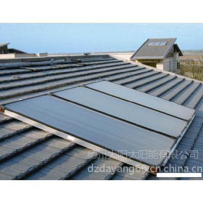 平板壁挂式太阳能热水器