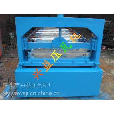 机械设备 钢结构用角驰压瓦机 沧州兴益现货供应820角驰压瓦机