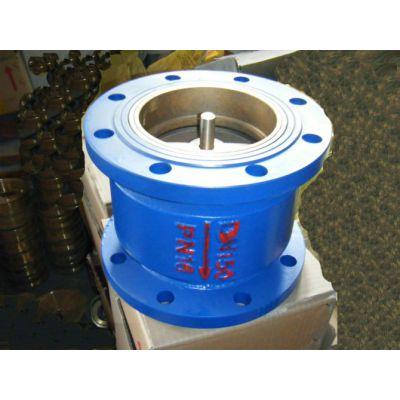 铸钢HC41X/B-10/16C DN150 请问HC41X型止回阀中的字母C表示什么意思