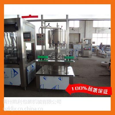 12头半自动高精度液体定量灌装机 酒水灌装机 白酒灌装机