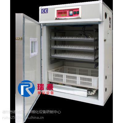 瑞泰RT--264枚全自动小鸡孵化器、家用孵化机、孵化机价格