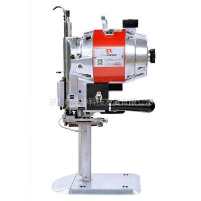 三匹马牌K5自动磨刀裁剪机 立式电剪刀 裁布机 服装面料裁剪设备