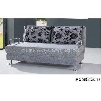 供应208#库存沙发床/现代沙发床/软体/休闲/客厅民用布艺沙发床
