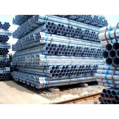 供应优质镀锌管 金洲镀锌管  热镀锌管  消防专用管  镀锌管批发