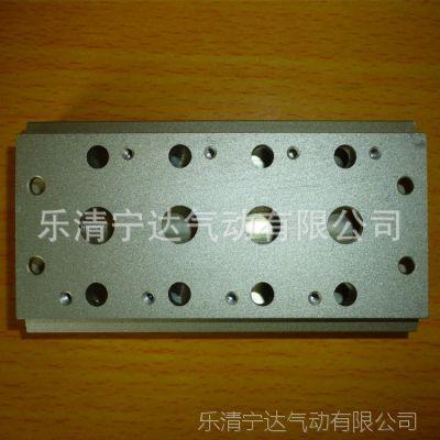 特价供应亚德客型4V200系列电磁阀底座 电磁阀汇流板