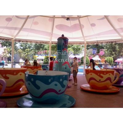 咖啡杯游乐设备价格-游乐设备旋转咖啡杯 造型新颖迷人