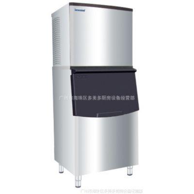 供应【雪之人】水流式方冰SD-750制冰机,日产量750磅(341kg)