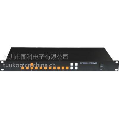 TK-FH4000高清4K画面分割器 4k视频分屏器