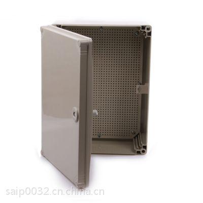 供应防水接线分线箱SP-AG-504019塑料防水箱 仪器仪表箱500*400*195mm