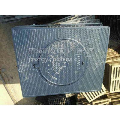 供应安徽球墨铸铁铸铁检查井盖
