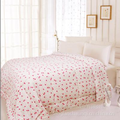 2015年复盛坊冬季新款棉花被 高端优质纯棉被子 正品特价