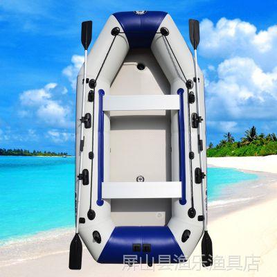 solarmarine速澜D3360 七人拉丝底船 皮划艇  充气艇 橡皮艇