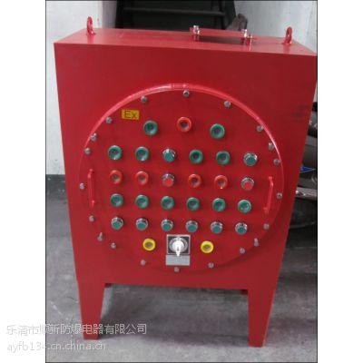 防爆变频器控制柜,防爆电机起动控制柜,现场防爆控制柜