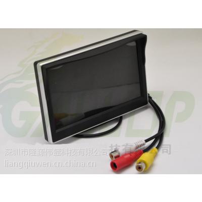 厂家直供高清统宝屏品牌2.4寸车载液晶显示器彩色模组