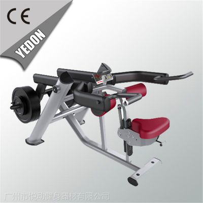 供应悍马大型组合健身器械用品 悦动YD-5811三头肌下压训练器