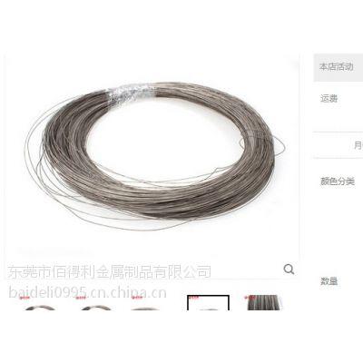 厂家直销65mn耐冲压弹簧钢片 优级65mn软态弹簧钢带 65mn高碳钢带