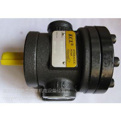 代理台湾凯嘉双联泵VQ225-18-18-F-RAA