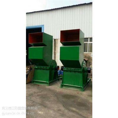 重庆油漆桶粉碎机_三彩机械_油漆桶粉碎机多少钱