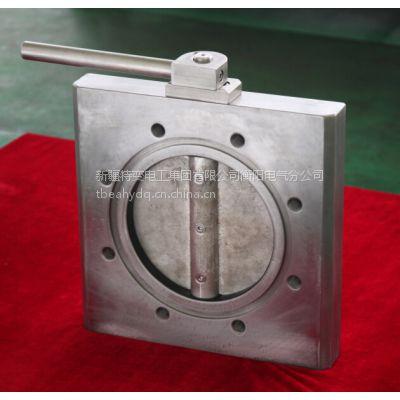 供应焊接式内衬蝶阀 阀门 变压器安装维修