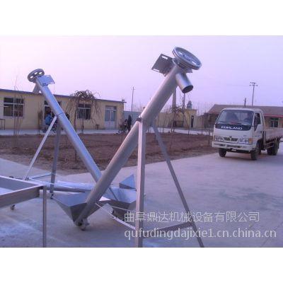 山东曲阜不锈钢螺旋输送机,食品专用输送机,管式螺旋提升机 鼎达