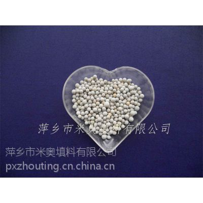供应萍乡优质瓷砂滤料批发 稀土瓷砂滤料价格 二次循环水处理瓷砂滤料