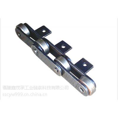 304不锈钢C2040双节距输送链条