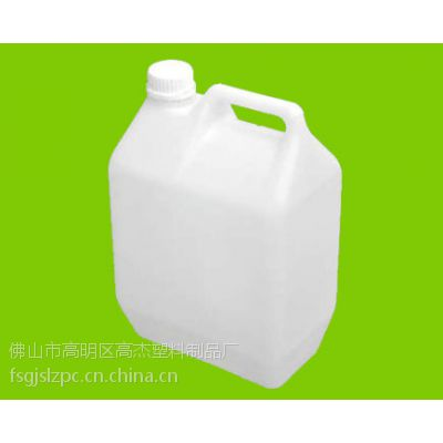 快速供应4L/4KG半透塑料罐、塑料瓶(B0402)