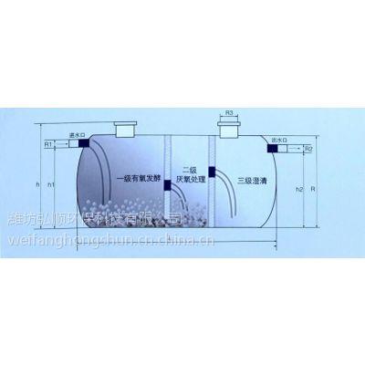杭州人民医院污水设备,弘顺AO工艺让您心潮澎湃