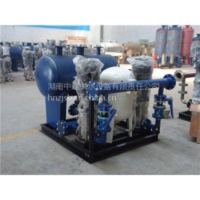 叠压供水设备_箱式叠压供水设备_中建供水