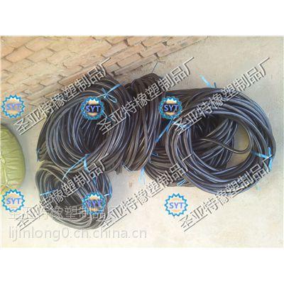供应DN300水泥涵管胶圈 混凝土ΩΩφφ排水管胶圈 水泥管道黑色橡胶圈