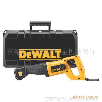 原装 DeWalt得伟DW304PK  重型高效往复锯 电动马刀锯