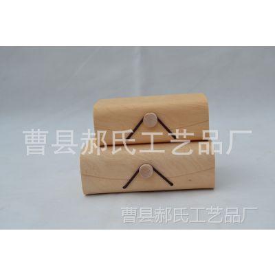 批发 优质木材桦木树皮茶叶盒 饰品包装盒 精美环保木皮盒可定做