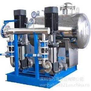 供应深圳无负压变频稳压供水设备