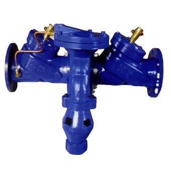 HS41X铸钢-A-16 /25C DN150 HS41X-A型-带过滤防污隔断阀(管道倒流防止器)