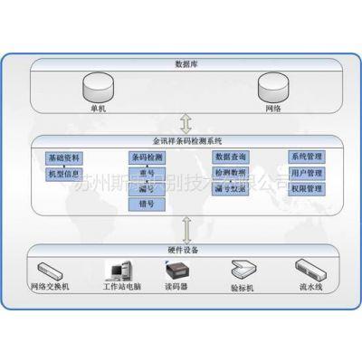 供应苏州条码打印机维修条码标签定制打印软件1