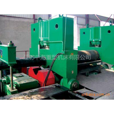 供应 三辊卷板机 江苏 江苏省著名商标 中海机床 卷板机